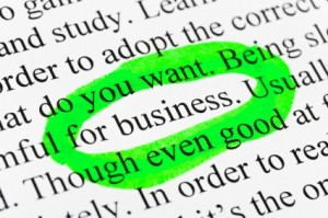 use article marketing to publicize your home business