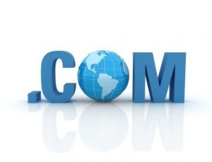 register your name as a dot com domain