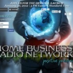 Home Business Radio Network Launches
