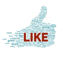 social media buzz and popularity