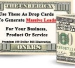 HBS 023: How to Promote Your MLM With Drop Cards